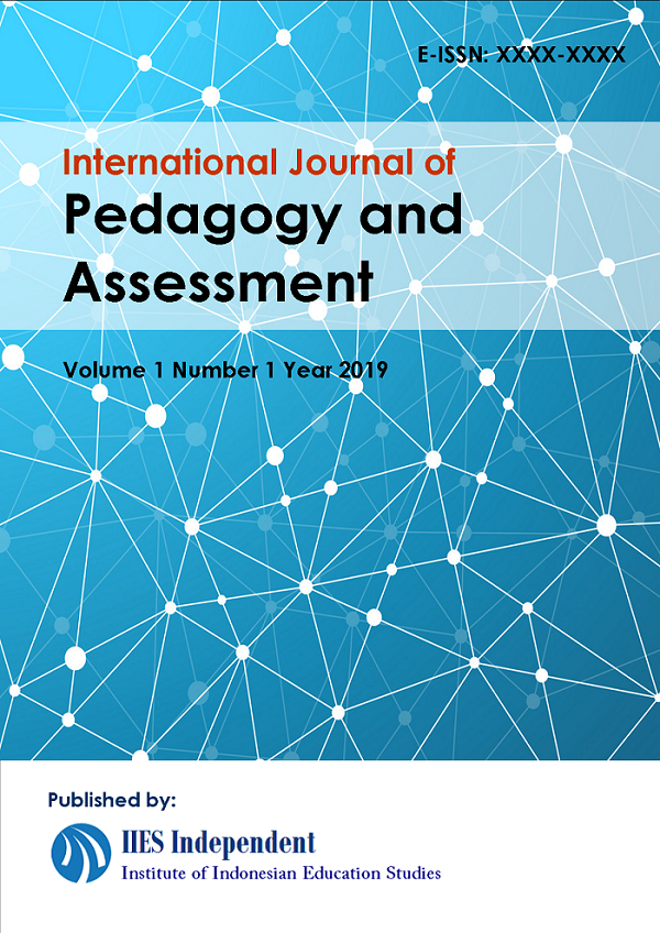 International Journal of Pedagogy and Assessment (IJPA)
