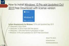 Windows 10 Pro x64 1903 with Office 2019 - ACTIVATED Sep 2019